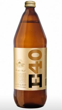 E-40 Forty Ounce ~ Auston Design Group #e40