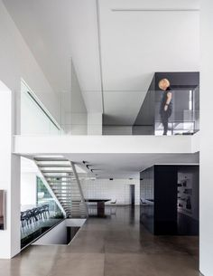 Black Core House by Axelrod Architects 9