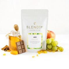 Blend In Coffee Packaging Design #coffee #packaging #houston #design