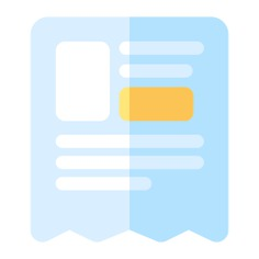 See more icon inspiration related to news, journal, report, files and folders, newspaper, archive, communications, document and file on Flaticon.