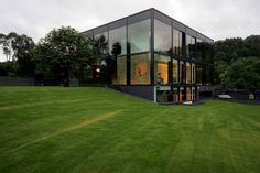 Stunning Glass House in Lithuania by G.Natkevicius & Partners | HomeDSGN, a daily source for inspiration and fresh ideas on interior design #architecture