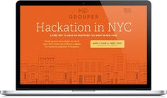 Grouper Hackation #miller #apartments #brownstone #kyle #jobs #apply #anthony #nyc #grouper #buildings