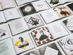 La Vittoria #print #book #layout #editorial #typography