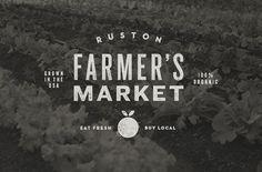 jakedugard_rustonmarket_01 #farmer #vintage #typography