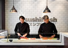 Sushifresh #branding #shop #japanese #food #retail