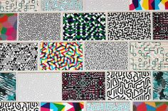 Business Cards on Behance #pattern #business #branding #card #identity