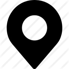 See more icon inspiration related to maps and location, map pointer, map point, map location, placeholder, pin, interface and signs on Flaticon.