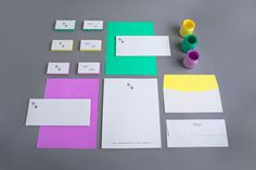 Personal Identity Daniel Renda #design #graphic #identity #stationery