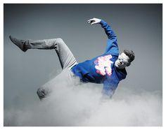 Christopher Tovo #photo #still #jump #smoke