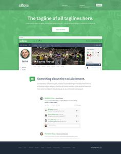 Landing Page by Charlie Waite
