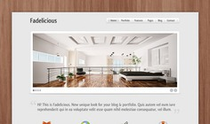 Fadelicious (bedroom) homepage psd Free Psd. See more inspiration related to Template, Portfolio, Psd, Templates, Bedroom, Blog, Homepage and Horizontal on Freepik.
