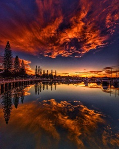 Astonishing Sunsets and Sunrises From Southeast Queensland