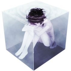 ECLAIR STUDIO #eclair #water #girl #studio #cube