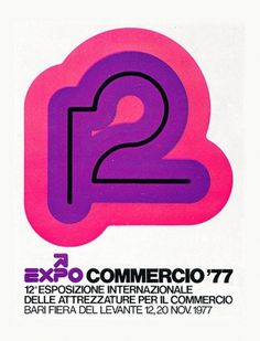 Mimmo Castellano » ISO50 Blog – The Blog of Scott Hansen (Tycho / ISO50) #castellano #expo #design #mimmo #italian #poster #1970s