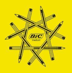 @Ben_Smith_123 #pens #design #bic #vintage
