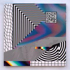 Felipe Pantone | PICDIT #painting #artist #design #art