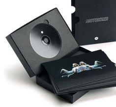 Creative CD packaging