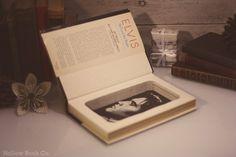 Hollow Book Safe   Elvis: We Love You Tender