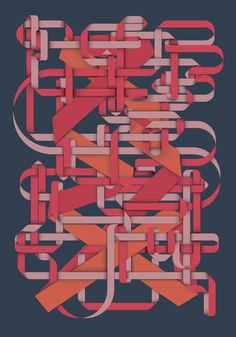 #madness #swiss #poster #red #orange