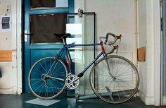 Creative Collider #inspiration #design #culture #industrial #bike #cool