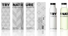 try nature packaging design 2 #packaging #pattern #branding