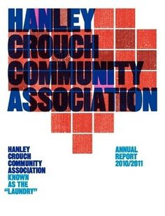 Hanley Crouch Annual Report V5 by Them® | Newspaper Club #layout