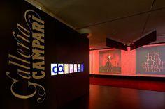Galleria Campari #design