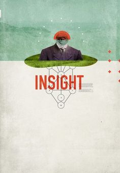 INSIGHT on the Behance Network #abstract #collage #insight #neeko