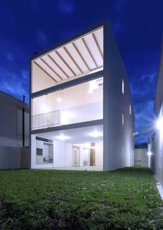 Floradas Home by Work Arquitetos #minimalist house #minimal home