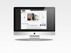 Web Design #just #girl #design #snow #image #website #jack #layout #web