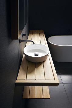 bathroom by Studio Jackson Scott