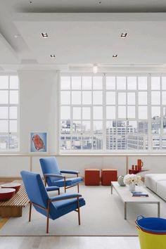 Tribeca Industrial Loft Offers Stunning Manhattan Views 1