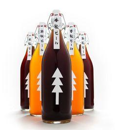 Packaging inspiration #graphic design #packaging #bottles