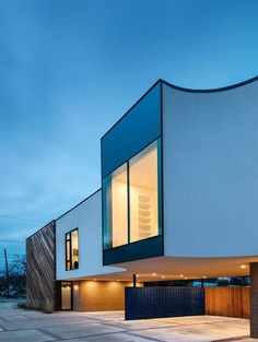 Bluebonnet Townhomes by Michael Hsu Office of Architecture 17