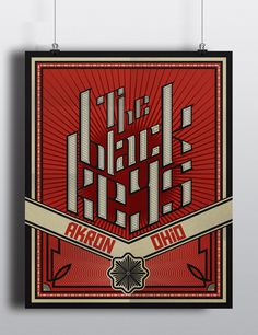 The Black Keys on Behance