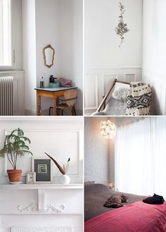 Anne Claire Rohé Photography collage #interior #design #decor #deco #decoration