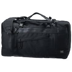 PORTER BOOTH PACK | 3WAY DUFFLE BAG(L) | 吉田カバン | YOSHIDA & CO., LTD. #gear #pack #porter #booth