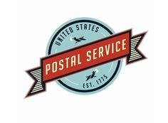 Matt Chase #usps #logo #illustration #branding