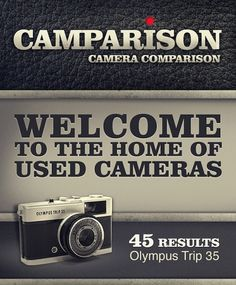 websitesarelovely #olympus #camera #design #retro #website #trip #typography