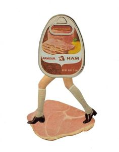 All sizes | Ham and Legs | Flickr - Photo Sharing! #collage