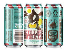 Bold City Brewery Cans