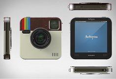 Instagram Socialmatic Camera #camera #socialmatic #instagram