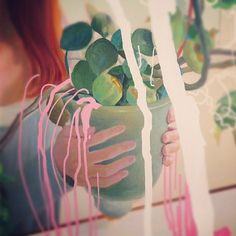 Instagram #detail #painting