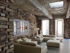Postings for Monday March 7, 2011 : Remodelista #interior #brick #rustic #design #simple