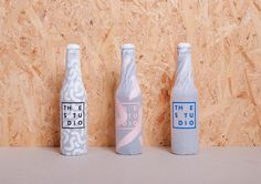 studio branding #packaging #beer #branding #label #beverage