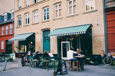 Probably europe's first Depanneur, based in Nørrebro, Copenhagen. Depanneur.dk #design #depanneur #product #boutique #retail #shop #wood #s