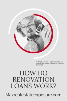 What Kinds of Renovation Loan Are There