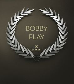 Bobby Flay at Caesars #minimalism #advertisement #restaurant