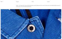 POST —, inspiration N°366 published on The Gallery in date September 6th, 2015. #website