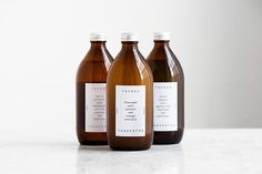 Clean Packaging Design